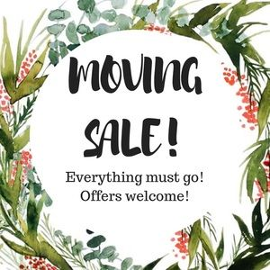 Other - 🚨 MOVING SALE 🚨